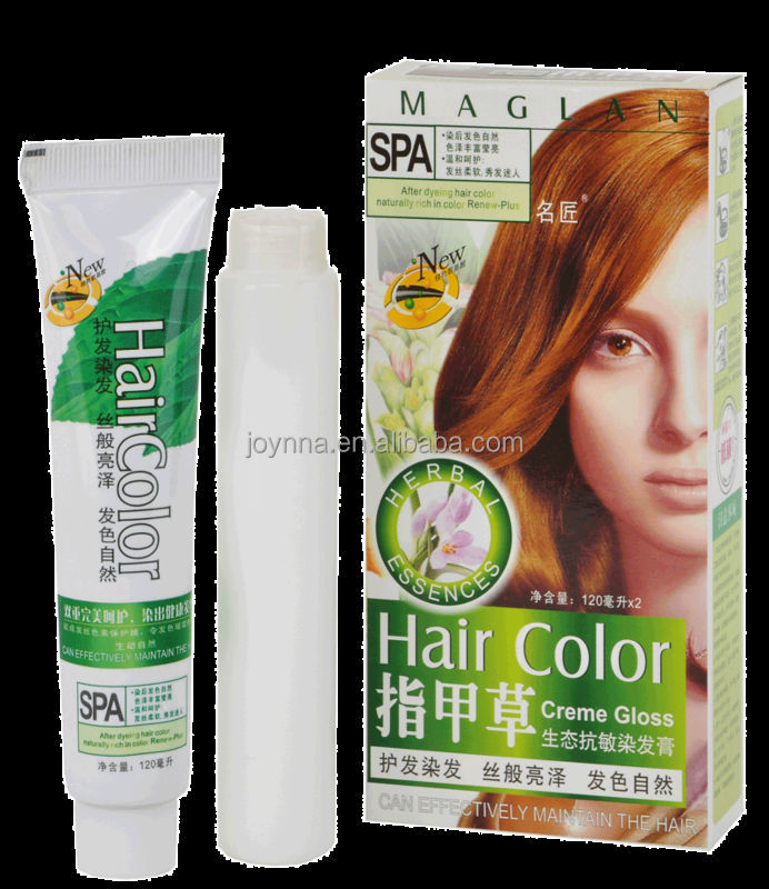 Easy Fast Best Home Hair Color Can 100 % Cover Gray Hair - Buy Full ...