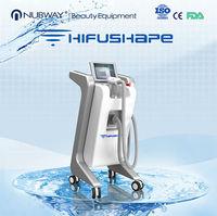 HOT SALE ! high intensity focused ultrasound hifu slimming beauty salon equipment