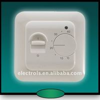 Electronic Room Thermostat for Underfloor Heating System