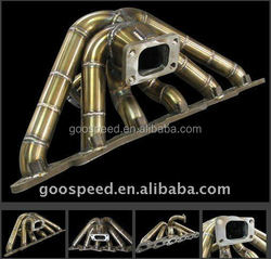 Testpipe Straight for Mitsubishi Eclipse 95-99 GST GSX DSM