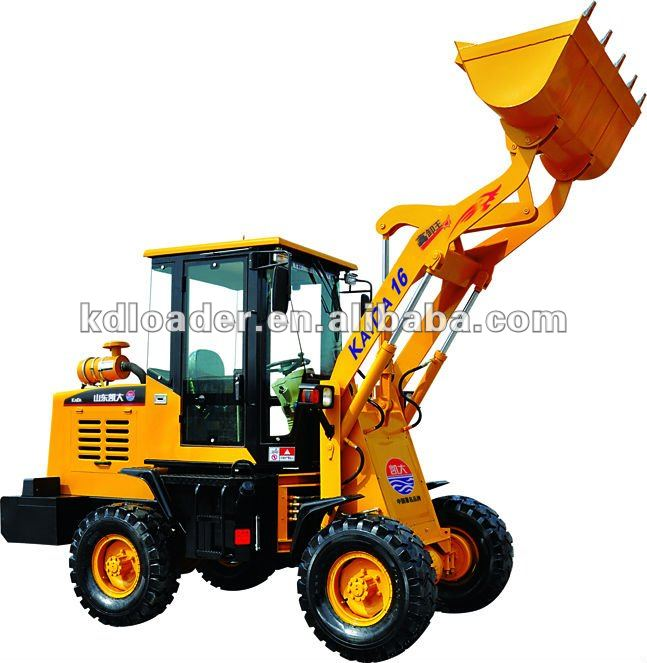 New Products Engineering : New product zl mini wheel loader engineering machinery