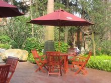 high quality garden use swimming pool parasol patio umbrellas