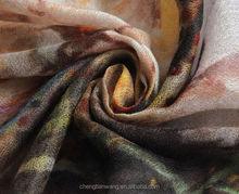 scarf pashmina 2014 fashion digital print 100% cashmere scarf pashmina