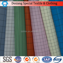 100% Polyester Fabric Antistatic Textile Clean Room Coverall