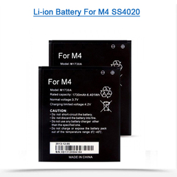 replacement mini rechargeable battery make for M4 SS4020 SS1060 M1730A