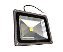 ETL DLC led outdoor light solar led flood light with pir motion sensor factory price