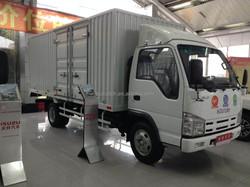 China 100P Mini Truck with ISUZU Technology