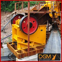 High quality barite jaw crusher price for crusher ore