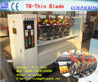 TB-Thin Blade Slitter Scorer,paper cutting machine,carton production line ce iso9001