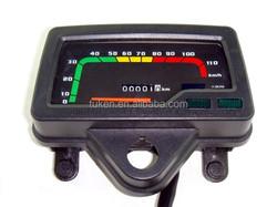 BAJAJ Motorcycle Speedomter, BAJAJ CT100 motorcycle meter,high quality motorcycle speedometer assy