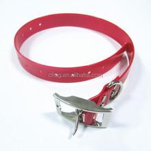 fluorescent waterproof tpu sporting dog collars