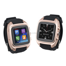 1.54 inch Touch Screen Android 4.2 GSM New Smart Watch Mobile Phone