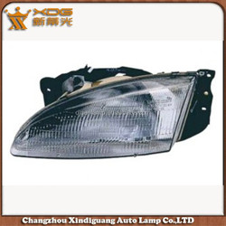 12v high quality and high power auto parts accent'95-'96 headlamp