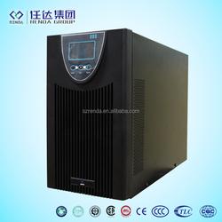 Best price three phase UPS power supply 1000va 2000va 3000va online ups for home