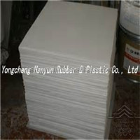 ptfe molded sheet filled class carbon graphite bronze