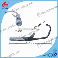 Oem Service High Quality Motorcycle Muffler Cover 150Cc Motorcycle Muffler