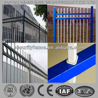 ISO9001 & CE factory direct supply wrought iron fence mesh