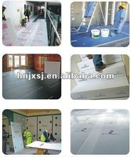 PP sheet for floor protection