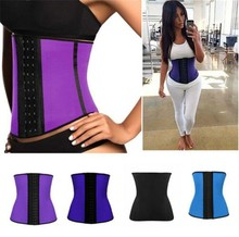 2015 In Stock Items Supply Adults Age Group latex trainer Charming Mature women Underwear Waist Cinchers Wholesale
