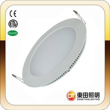 Hot new products for 2015 promotional wholesale price 18w round light led downlight CE FCC