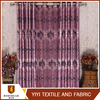 Top selling ODM Royal style curtain fabric istanbul