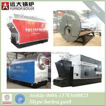7bar 10bar 13bar low pressure horizontal high quality low price 1000 kg/h 1000 kg/hr 1000 kg steam boiler