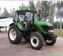110hp tractores agrícolas fuente de alimentación arado, heavy duty arado, granja arado equipo