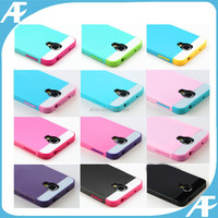 Hybrid Impact Hard Case Cover for Samsung Galaxy S IV S4 i9500