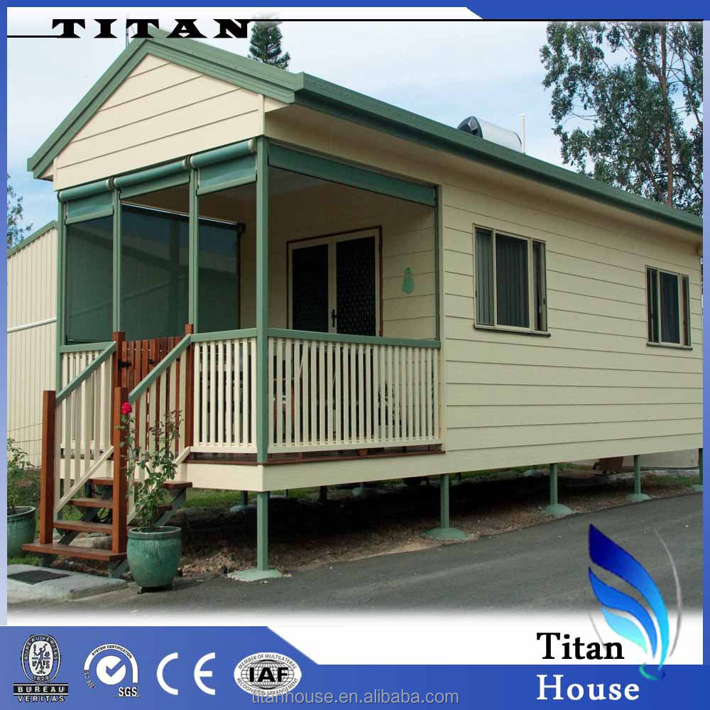 Australian Standard Prefabricated Steel Frame Kit Homes