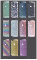 for iphone 5 accessories; for iphone 5 Glitter stickers; for iphone 5s mobile phone stickers