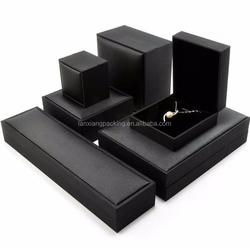 Custom Luxury Leather Jewelry Gift Box