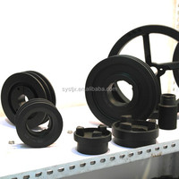 Steel material taper bushing and GG25 GG30 GG35 NO.20 NO.30 mould casting pulley