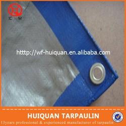 waterproof anti-uv pe tarpaulin sheet with eyelets,tents and tarpaulins with rustproof grommets