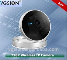 home use ip camera Mini Mirror Home 720P Network Wireless IP Cameras