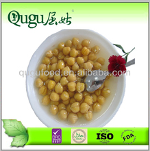 canned chick peas products in brine with good quality