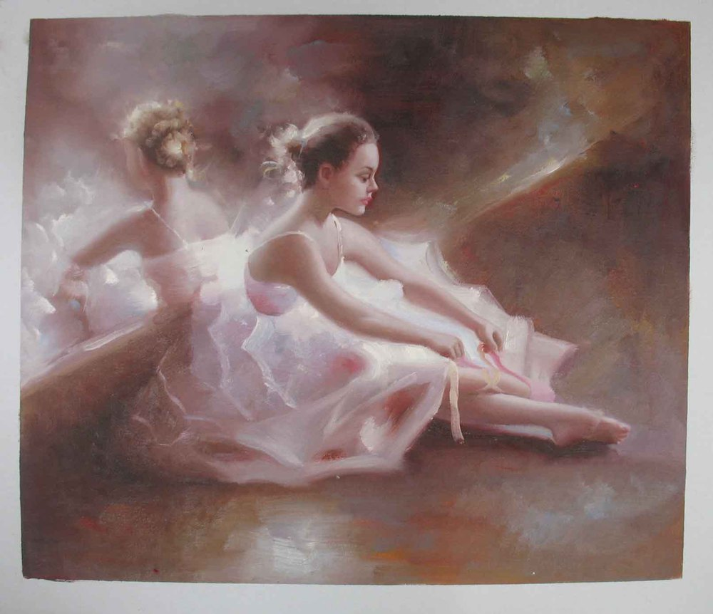 With colorful paint colors living room paint colors living room color - Impressional Beautiful Ballerina Famous Ballet Paintings