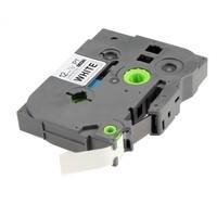12mm black on white TZ2-231 compatible p touch TZe-231 tz tape SV023342