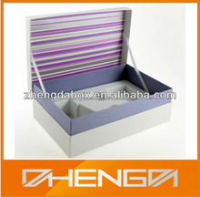 Hot!!! Customized Made-in-China Tea Set Ribbon Packaging Paper Box (ZDP13-T050)