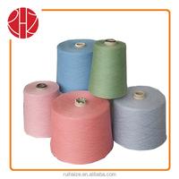 wholesale yarn acrylic blend yarn 80/20 acrylic wool yarn Nm28/1 hot design good for fabric