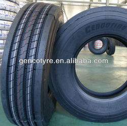 Japan technology high quality 11R22.5 tires
