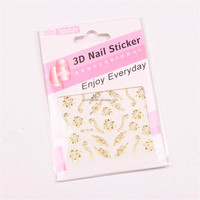 Promotional wholesale cheap toe nail stickers