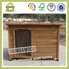 SDD06 Wooden dog house dog kennel