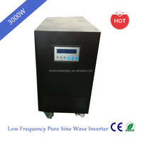 48V/96V 3000W Solar Panel Inverter with CE & ROHS