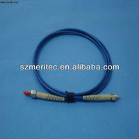 Singlemode In-Line type Fiber Optical Attenuator with Blue Cable----- Optical Fiber Product
