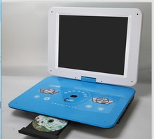 Factory Selling Large Screen 15 inch Portable DVD Player