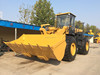 Construction Machinery Equipment Wheel Loader ZL50 With CE