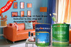 Low VOC Tea Garden Formaldehyde-free Healthy Emulsion Paint
