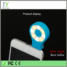 Cell Phone Selfie LED Flash Lighting for IOS Android WP, Mobile Phone Camera External Flash LED Fill Light from NICL