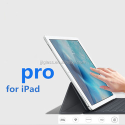 Hot selling 100% exactly size for iPad Pro tempered glass screen protector