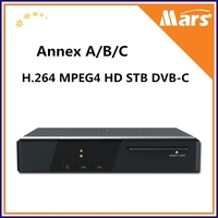 Cable PAY-TV receiver Digital H.264 MPEG4 HD STB